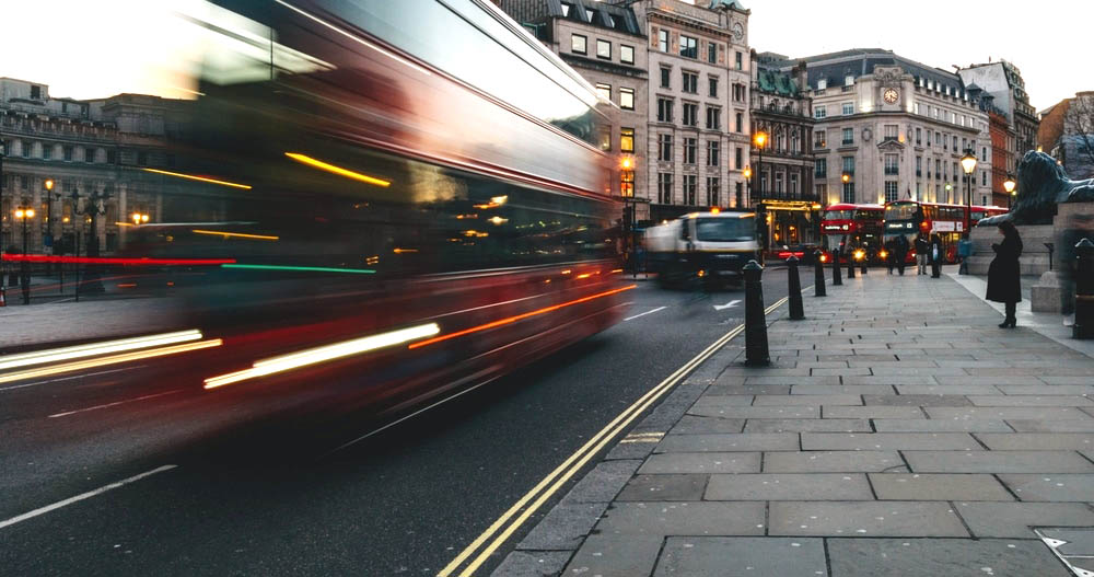 London's Beech Street is Ban All Petrol and Diesel Cars