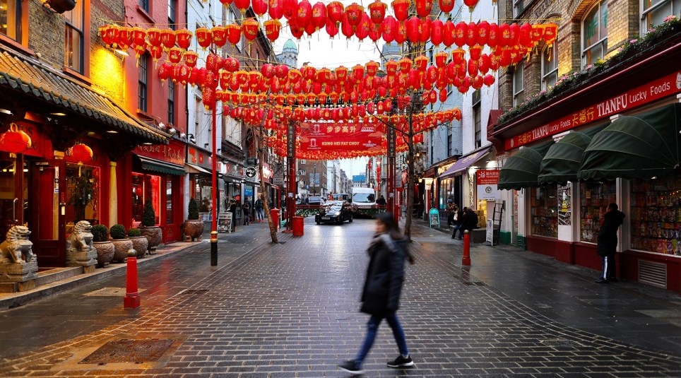Chinatown to ghost town: How coronavirus has struck fear in London