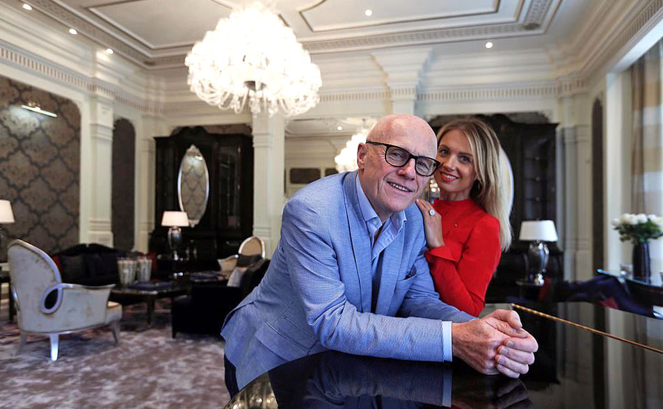 The Most Expensive: John Caudwell's House in UK