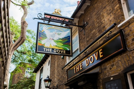 pub & restaurant, The Dove