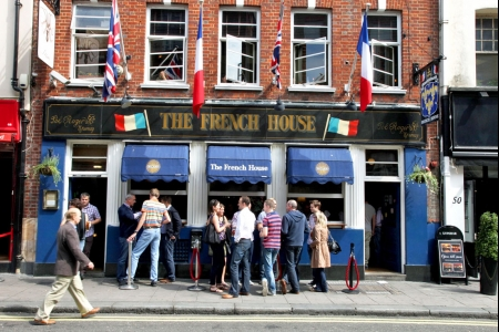pub, The French House
